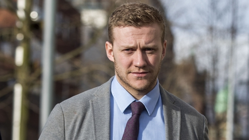 Stuart Olding gave evidence in his defence at Belfast Crown Court