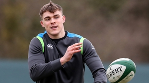 Garry Ringrose is back in the Irish team