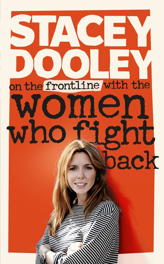 "Stacey Dooley ""On the Front Line with the Women Who Fight Back"""