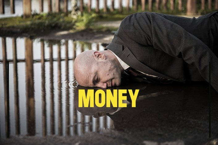 """Money"", a play by Peter Daly"