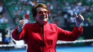 12-time Grand Slam champion Billie Jean King believes men's games should be shortened at the Grand Slams