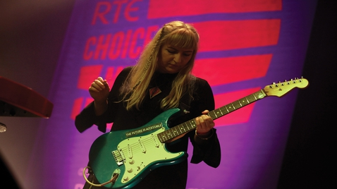 Chasing Abbey take home the RTÉ Choice Music Prize Irish Song of the Year 2017