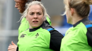 Niamh Briggs is not included in the squad for the November International Tests against the USA and England