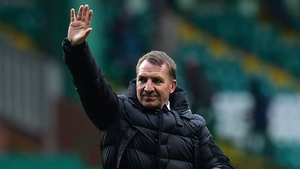 Celtic will finally get their hands on the league trophy on Sunday after their final game of the season against Aberdeen at Celtic Park