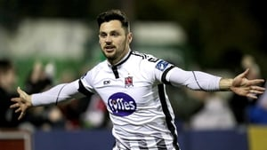 Patrick Hoban scored the only goal as Dundalk beat Cork City in Oriel Park tonight