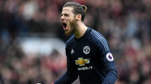 David de Gea hits out at 'stupid' criticism