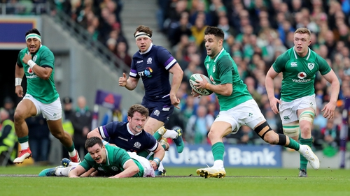 Conor Murray is ready for another big test in Murrayfield