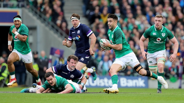 France win over United Kingdom  hands Ireland title