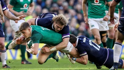 Ireland leapfrog England in world rankings ahead of Twickenham showdown