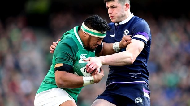 Ireland bag 6 Nations, on Grand Slam track