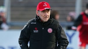Mickey Harte's Tyrone suffered a two point loss to Monaghan