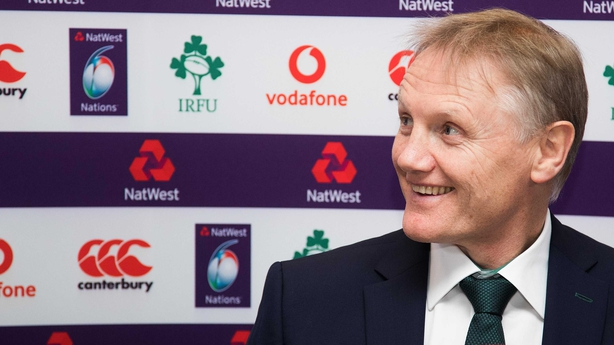 'Fear' behind Ireland coach Schmidt's success, says Cronin