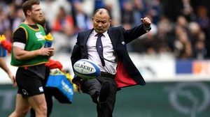 Eddie Jones: 'We are always going to go through this at some stage.'
