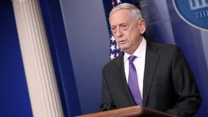 US Defence Secretary Jim Mattis has voiced support for Saudi Arabia's decision
