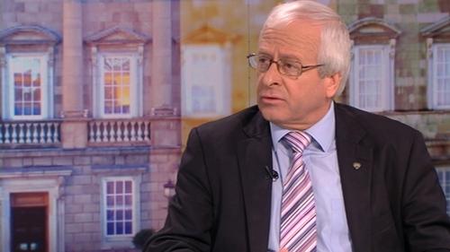 Mattie McGrath said he will attempt to amend the Government's referendum bill