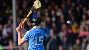 Donal Burke hit eleven points for the Dubs