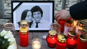 Jan Kuciak and Martina Kusnirova were murdered in 2018