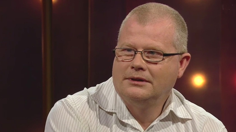 Richard Satchwell   The Ray D'Arcy Show