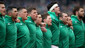 Ireland have moved up a place to second in the latest world rankings