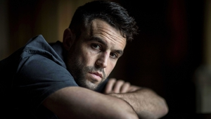Conor Murray: 'It was a murmur of a celebration, there wasn't much in the room, which was weird.'