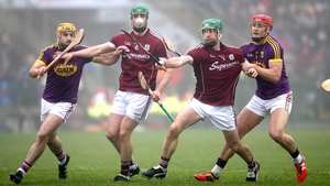 It's Wexford against Galway in the next round