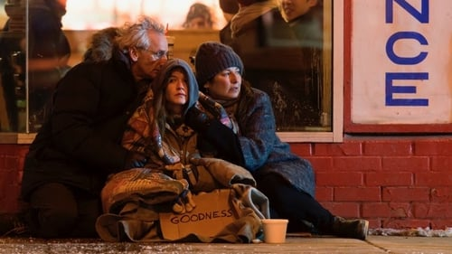 Unless: the parents join the daughter in the street in Alan Gilsenan's new film, Unless