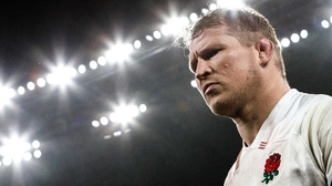 Dylan Hartley could return to action against ireland