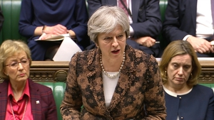 Theresa May said either the Russian state was directly responsible for the poisoning or it had allowed a nerve agent to get into hands of others