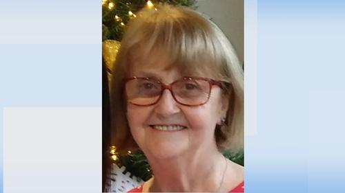 Gretta Judge is still being treated for her illness
