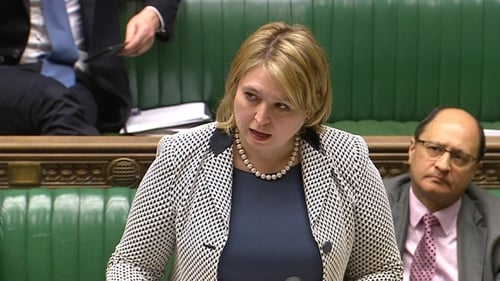 Karen Bradley said she would seek the views of the local parties before making a final decision on MLAs' pay