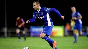 Sander Puri's goal was enough for Waterford against Sligo