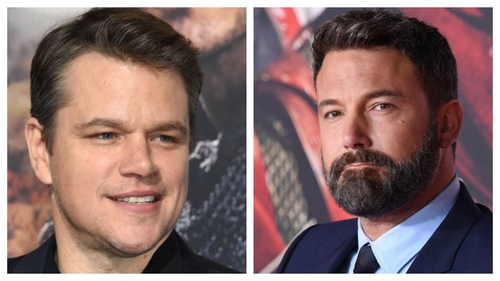 Matt Damon and Ben Affleck are using their platform to make change