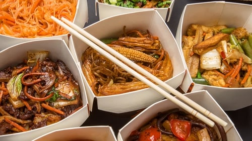 What's in your Chinese Takeaway?