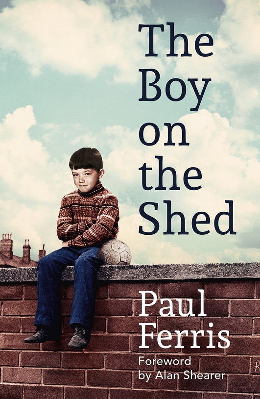 Paul Ferris - The Boy on the Shed