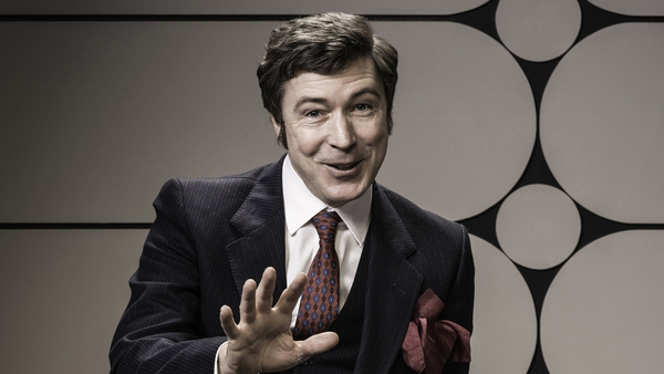 Dave Allen at Peace airs on RTÉ One on Easter Monday, April 2, at 9:30pm