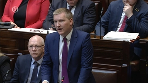 Michael McGrath said his party had no problem with the cut and thrust of politics