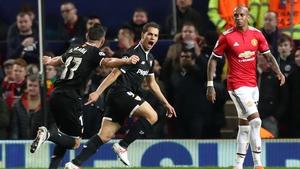 Wissam Ben Yedder put Sevilla ahead