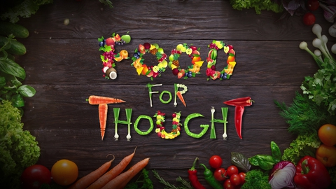 Food for thought - can what we eat cure what ails us?
