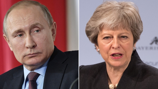 Britain and Russia brace for showdown over poisoning