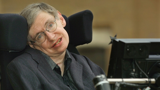 Professor Stephen Hawking has died aged 76