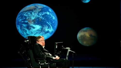 Tributes have been paid to Prof Stephen Hawking