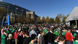 Ireland fans are set for a return to Illinois