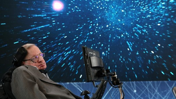 Stephen Hawking never said 'Vedic theory' better than E=mc2