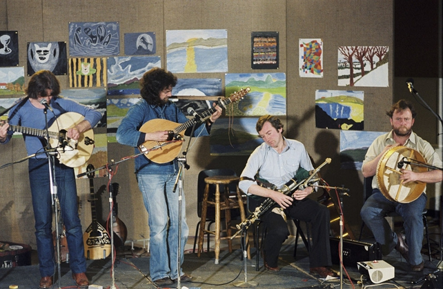 Planxty on 'Aisling Gheal' (1979)