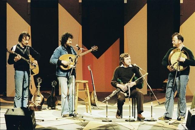 Planxty on 'Pavilion Folk' (1980)