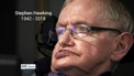 Physicist Stephen Hawking dies at the age of 76