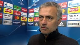 "Mourinho - ""That's life, that's football..."" 