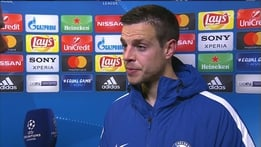 Azpilicueta - Messi the difference-maker | UEFA Champions League