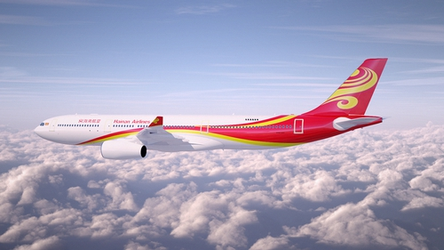 A new direct flight from Dublin to China has been announced