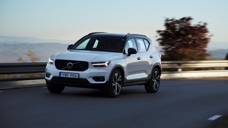 Volvo S New Compact Suv Has Been Awarded The European Car Of Year Le